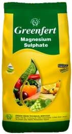 Greenfert Water soluble fertilizer Magnesium Sulphate